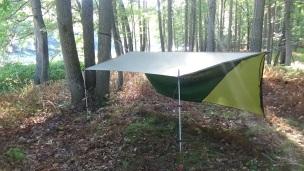 hammock and tarp (3)