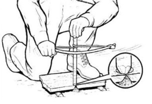 Bowdrill Sketch