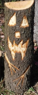 Log O Lantern 2
