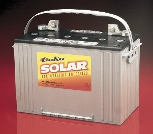 Solar Deka Battery