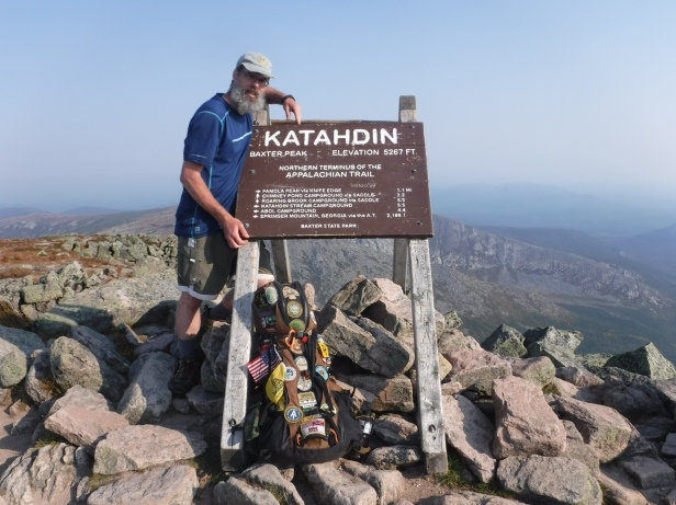 DOC on Katahdin Summit