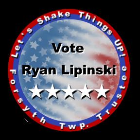 Ryan's Election Pin